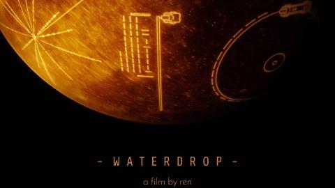 三体·黑暗森林同人短片「水滴」Waterdrop