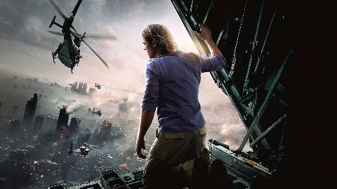 时隔5年!《僵尸世界大战2》终于要开拍了!布拉德皮特确定回归