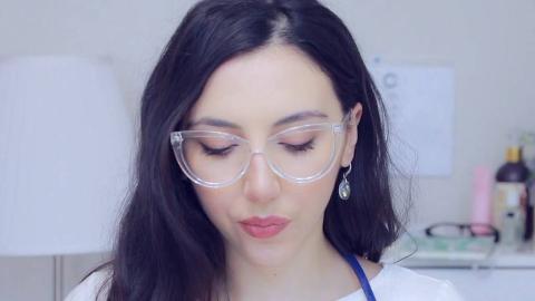 【miss 助眠】护士给你做检查
