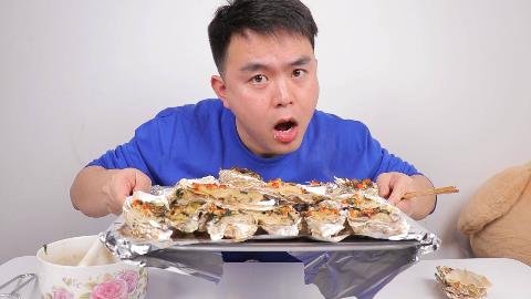 奇葩博主被网友说不行,结果怒吃五斤生蚝,果然是男人的加油站