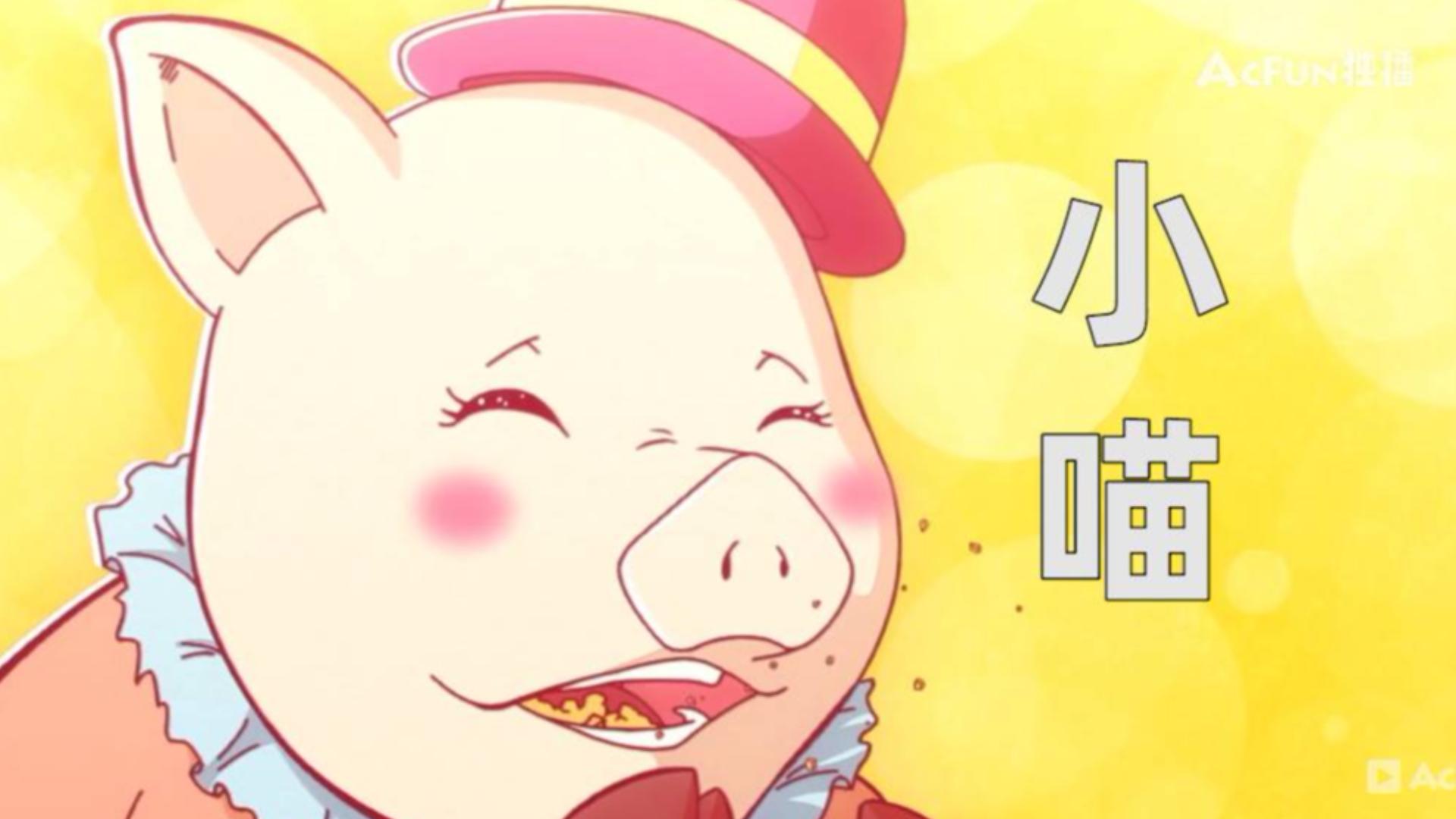 【AC天团】你 是 猪 么???