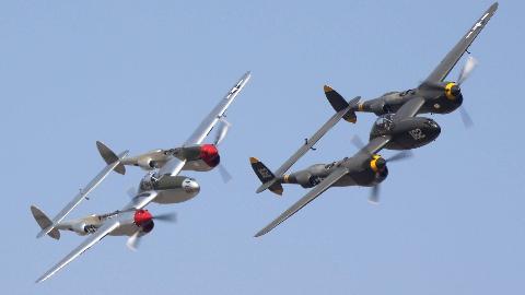 【讲堂447期】击落日军战机最多的武器,太平洋战场上的战神,灭了山本五十六