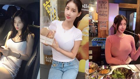 正妹推荐:韩国美女DJ,不科学身材?