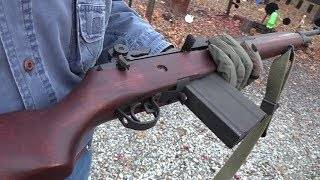 [hickok45]再聊M14步枪