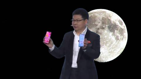 【短的发布会】华为P30Pro月亮手机发布!打电话都是其次,拍月亮最重要