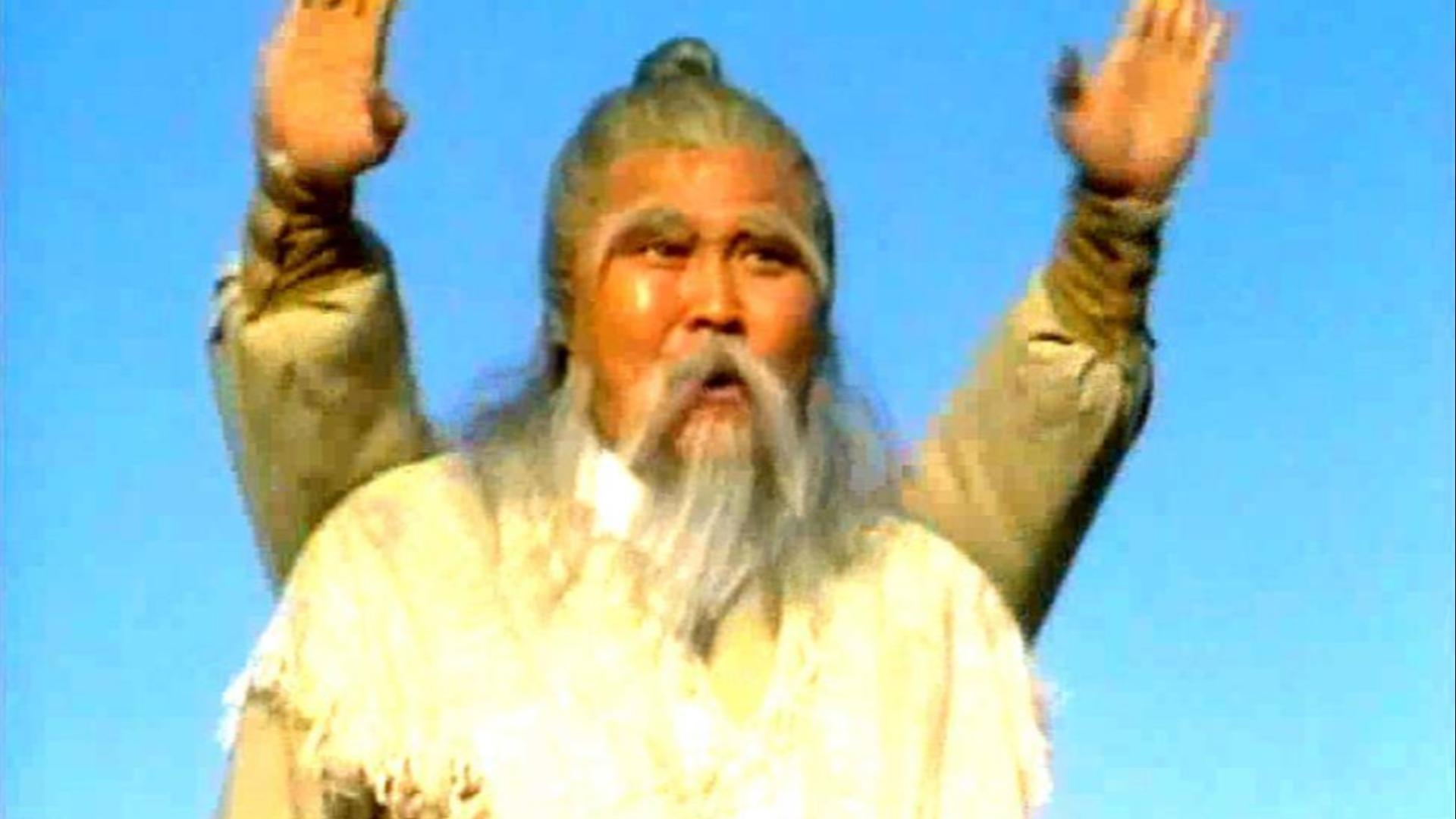详细解说金庸名著射雕英雄传,老顽童大战黄老邪