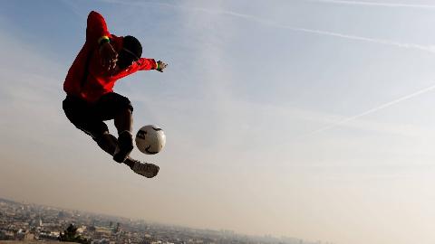 【必胜攻略】如何踢好花式足球