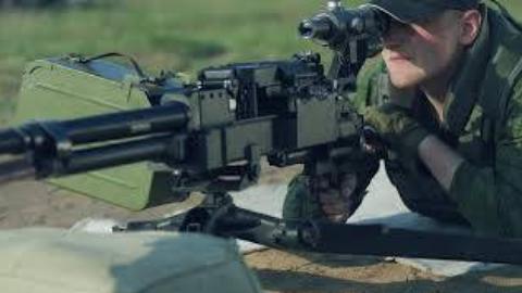 NSV重机枪