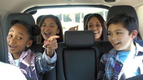 【嘻哈现场】12岁小女孩 Lay Lay与三菱汽车合作的Freestyle