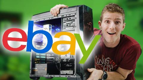 【官方双语】在eBay上捡垃圾攒机是怎样一种体验?#linus谈科技