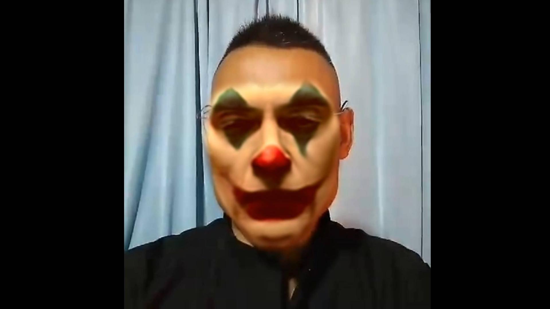 小丑的正义演讲