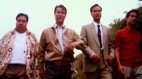 【奥雷】香港四大传奇探长与黑道分子斗智斗勇的故事《四大探长》
