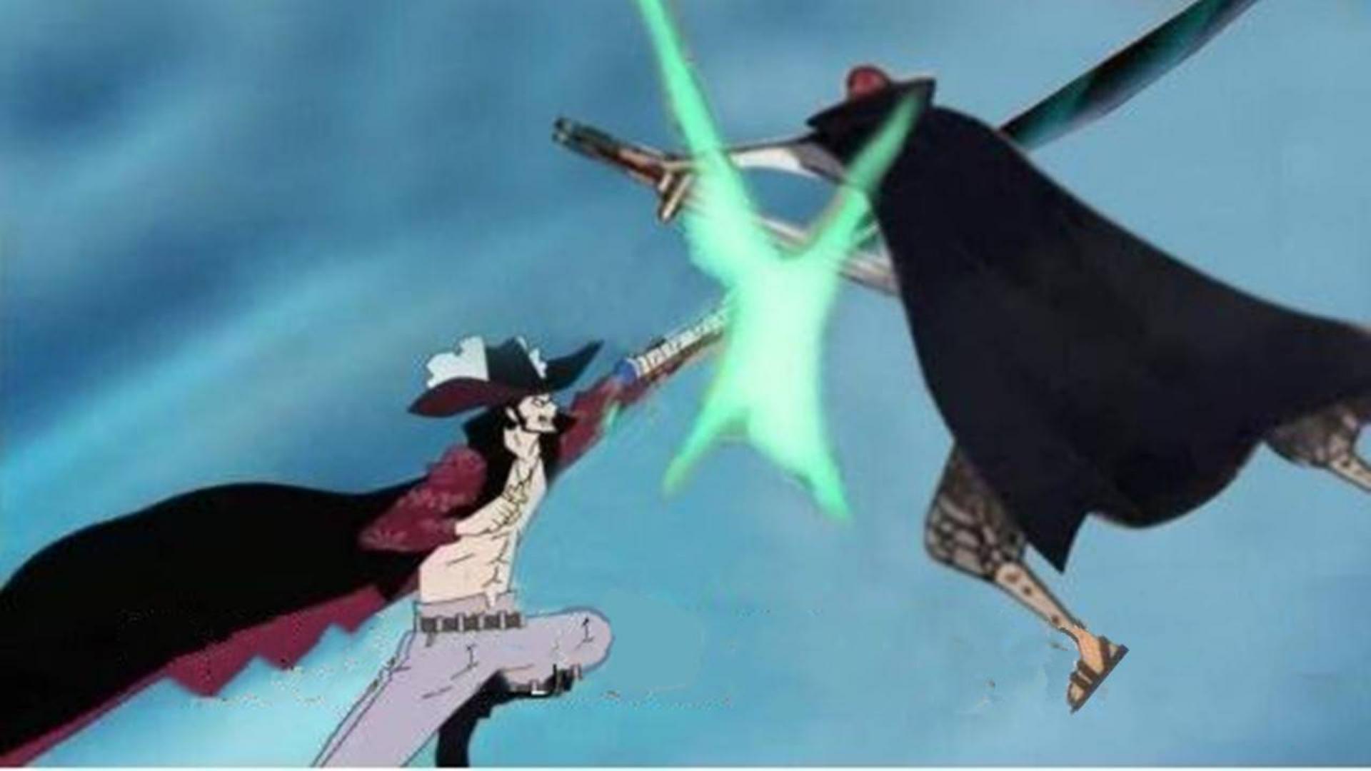海贼王中已知的8把最强刀排名,四皇只占一把,黑刀占两把