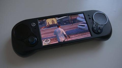 地表最强游戏掌机 《守望先锋》《GTA5》也能畅玩?SMACH Z最新演示