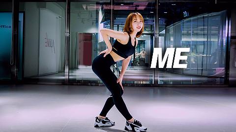 Thea翻跳CLC《ME》,撩人无形【口袋舞蹈】