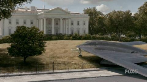 地球上最后一个男人就是任性, 开着战机到处玩,还敢睡在白宫里
