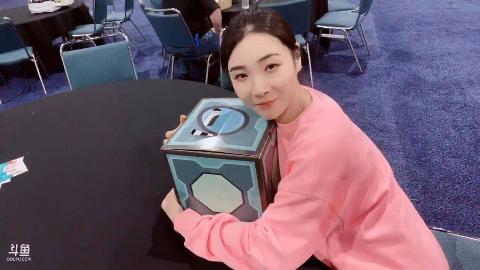 女流-2019.6.13-E3游戏展现场