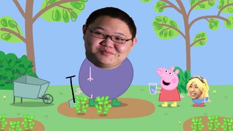 【鬼畜剧】小猪佩奇