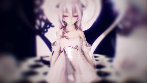【60FPS唯美MMD】纯白色梦之乡