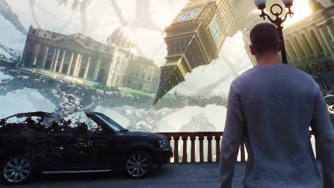 俄罗斯科幻《异界》预告,画风酷炫如奇异博士