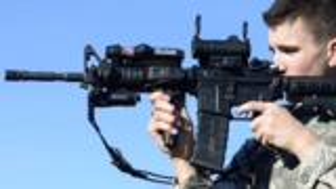 半改M4A1的威力如何?
