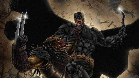 【达奇】铁血战士跨次元狩猎?带你了解漫画史上的那些大乱斗!