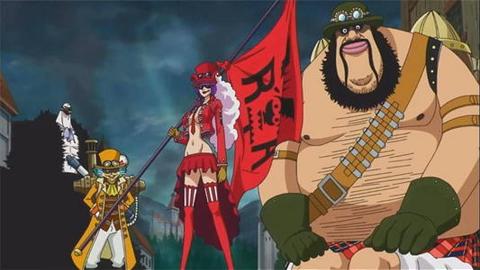 海贼王:顶上大战革命军没有出手,他们真的没有办法
