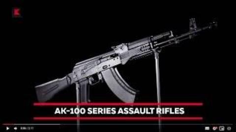 2分钟速看AK-74M突击步枪