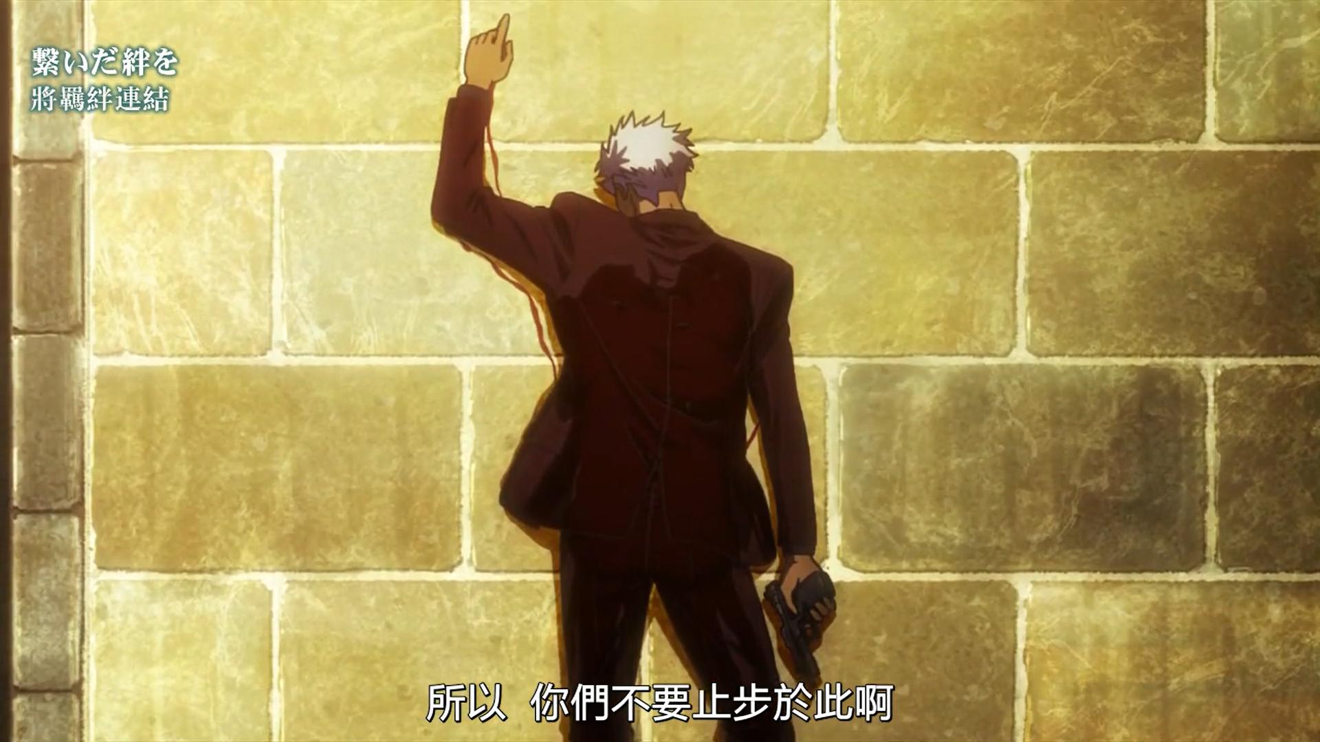 【动漫人物志】高达铁血的奥尔芬斯——奥尔加·伊兹卡  停不下来的男人