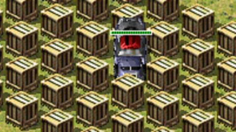 【红色警戒】如果箱子这么多,我还造什么部队啊!?