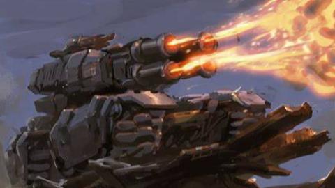 【英雄连2】前方道路看不清?喷火坦克来照明!