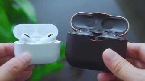 「领菁体验」:苹果AirPods Pro和索尼降噪豆WF-1000 XM3谁更值得购买?