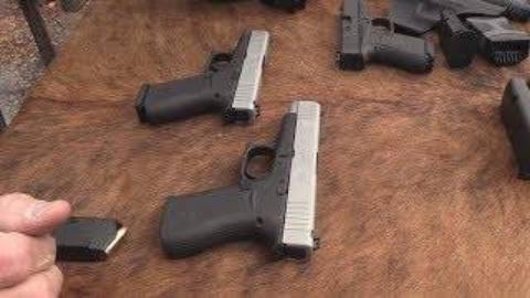 [hickok45]格洛克43X手枪