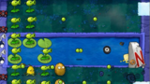 PVZ小游戏3:水族馆
