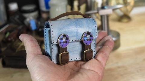 【JOJO】茸茸瓢虫做成的包!花掉的钱会自己变成蝴蝶飞回来