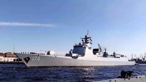 中国的052D驱逐舰性能到底如何?外媒的评价让人意外