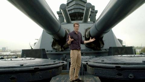 纪录片.BBC.日德兰海战:英国海军最血腥的一天.2016[高清][英字]