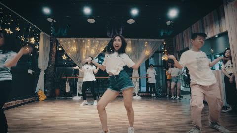 热舞舞蹈练习室 | Jazz 日韩爵士 韩舞 街舞教学视频 0628