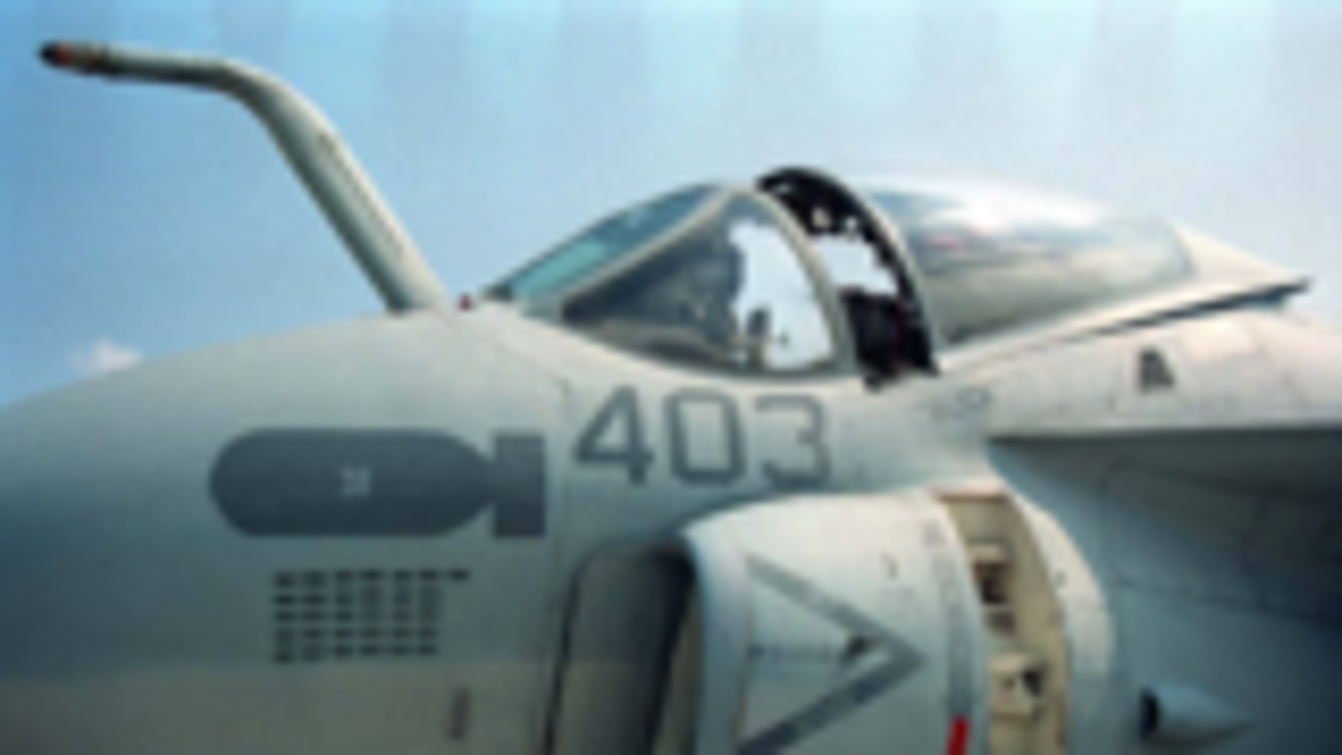 【讲堂510期】绰号袖珍B52的A-6舰载攻击机,为何能让最顶尖的三代机都瑟瑟发抖