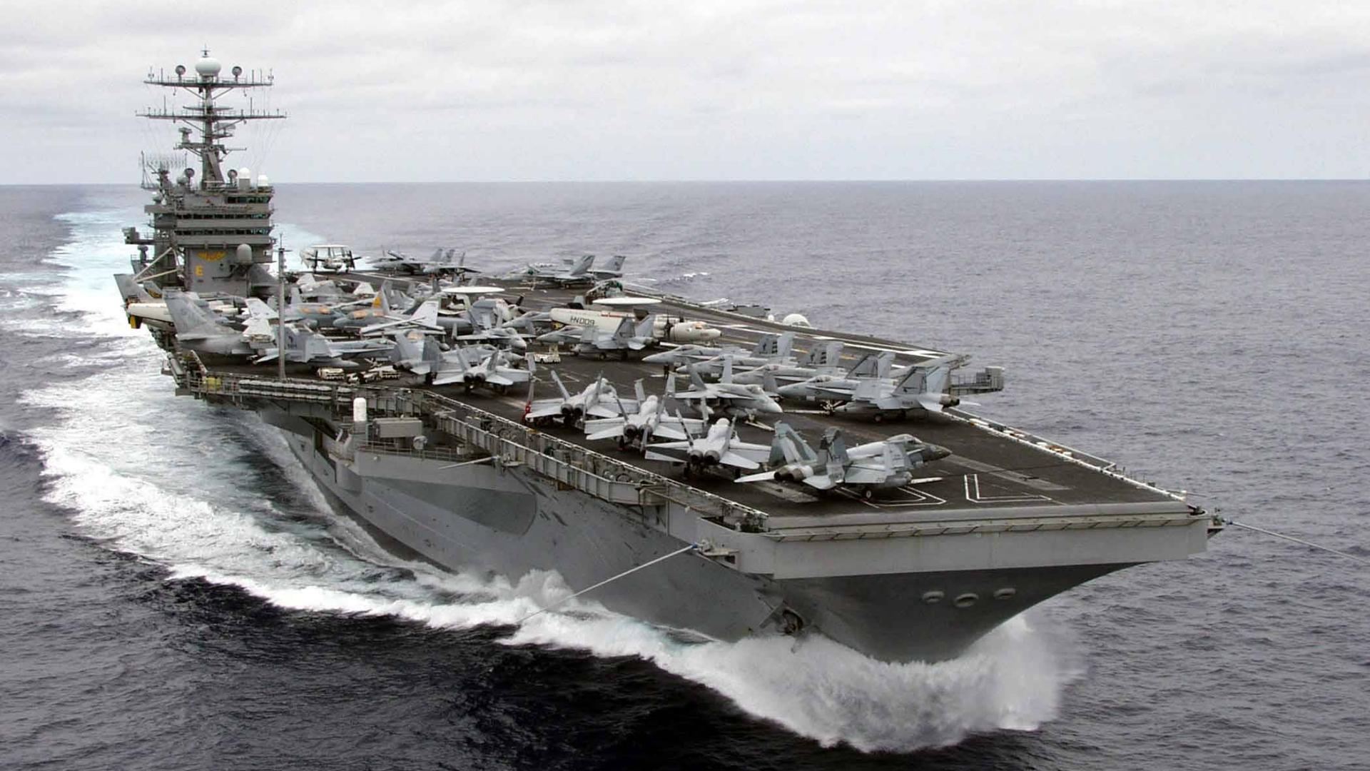 """为中国""""蹚雷""""了?美国最新航母教训不断,中国能学到什么经验?"""