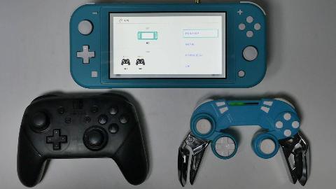 想给Switch配游戏手柄,看完这个视频就知道Pro手柄和国产手柄怎么选了