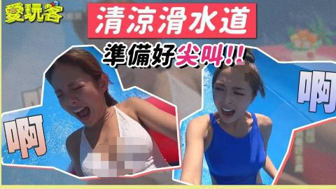 【官田】小猪鮪魚水道清涼尖叫~避热消暑好去处!!【愛玩客精华】