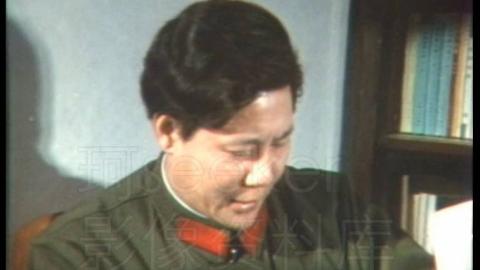 老戏骨古月1984年珍贵影像纪录