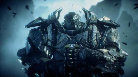 """《圣歌》""""黎明军团""""预告公布 机甲VS巨兽史诗大战"""