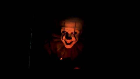 戛纳电影节来了 小丑回魂2终于曝光