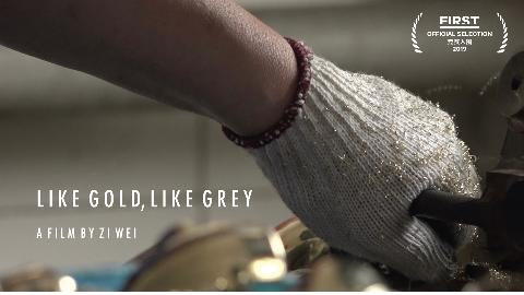 第13届FIRST竞赛入围——《Like Gold,Like Grey》