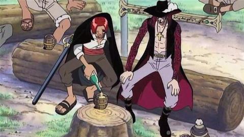 海贼王:称号被剥夺,他一点都不担心,绝对的实力面前人多也没用