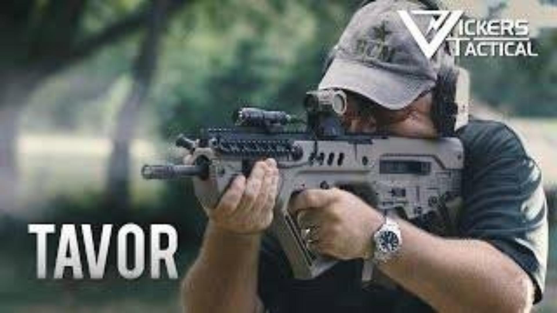 【搬运/已加工字幕】IWI塔沃尔SAR步枪