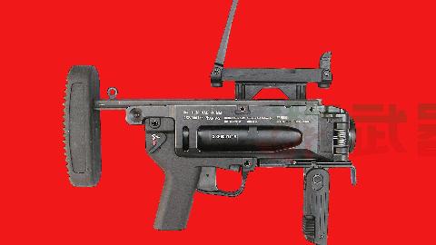 【讲堂490期】最近很火的M320榴弹发射器解析,美军的最新制式武器,通用性极强