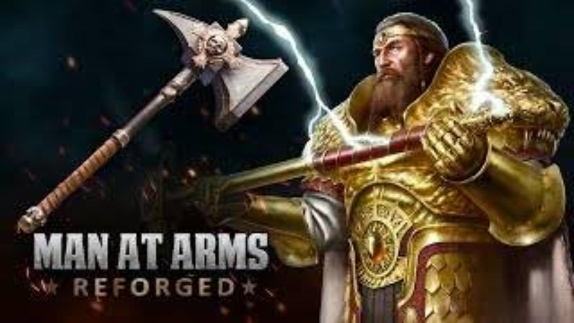 武器人间:重铸—西格玛的战锤(战锤)MAN AT ARMS: REFORGED【中文字幕】